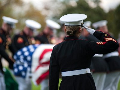 BRAVE Act for veterans' funerals introduced in the Senate