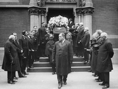 Incredible vintage funeral photos from U.S. history