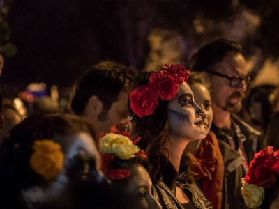 Day of the Dead – a time for remembrance and festivity