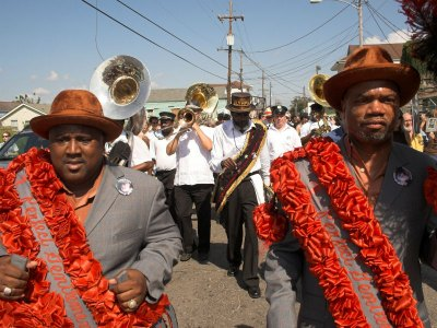 New Orleans funerals: Jazz funerals in Louisiana