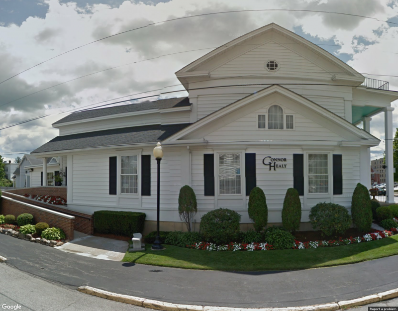 Healy funeral home avie home for Agrandissement maison zone nh