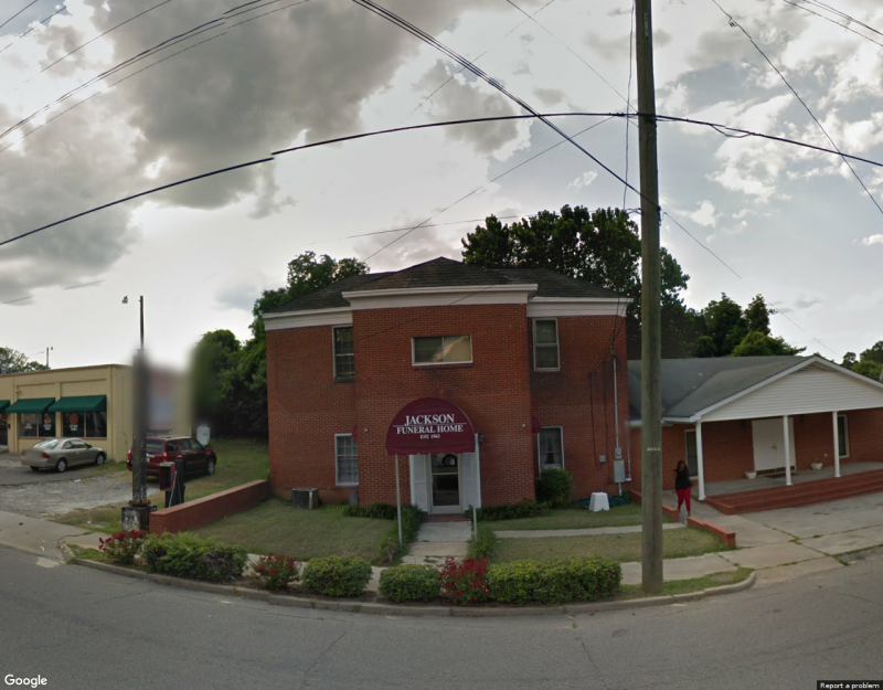 Jackson Funeral Home Laurinburg NC Funeral Zone