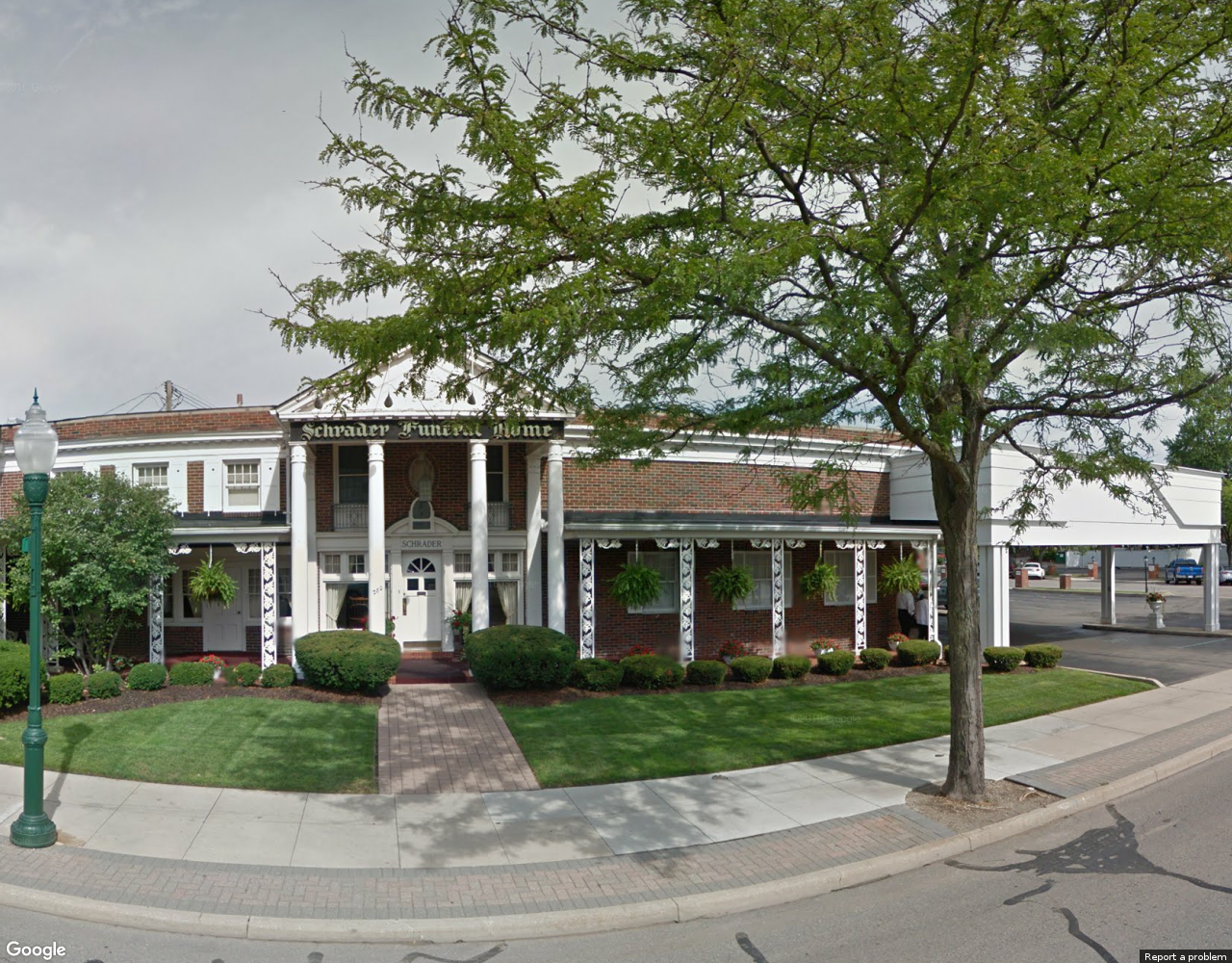 Schrader Howell Funeral Home Plymouth Mi Funeral Zone
