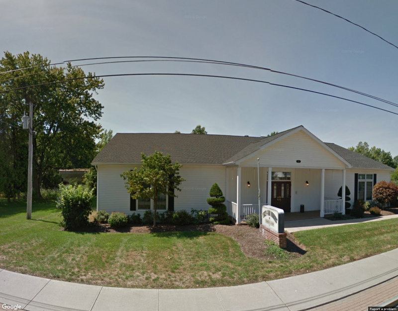Lucey Vanvoorhis Funeral Home Victor Ny