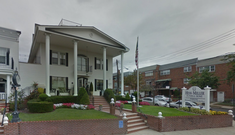 Bergen Funeral Home Queens New York