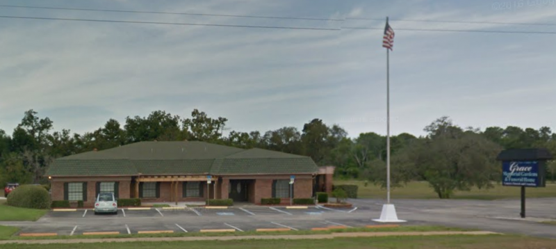 Grace Memorial Gardens Funeral Home Hudson Fl Funeral Zone