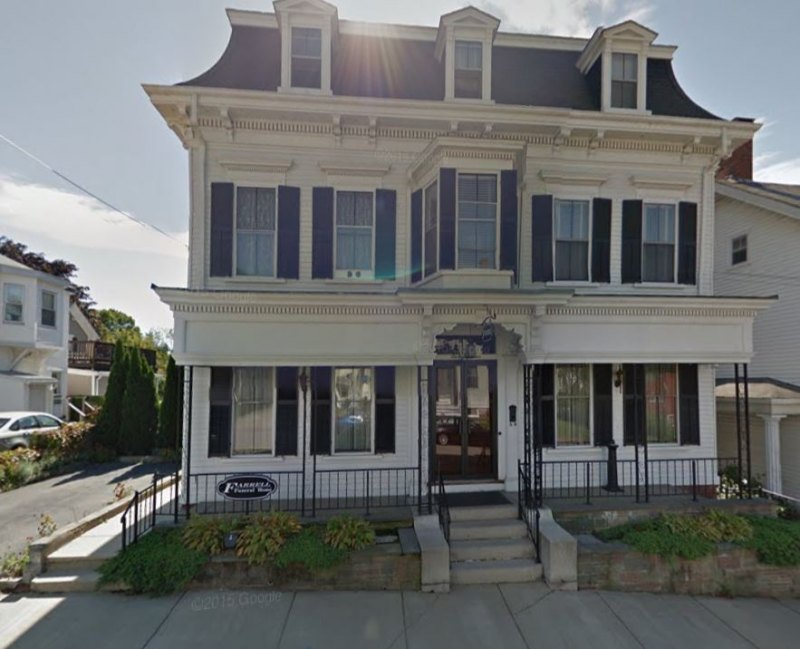 Funeral homes portsmouth nh avie home for Agrandissement maison zone nh