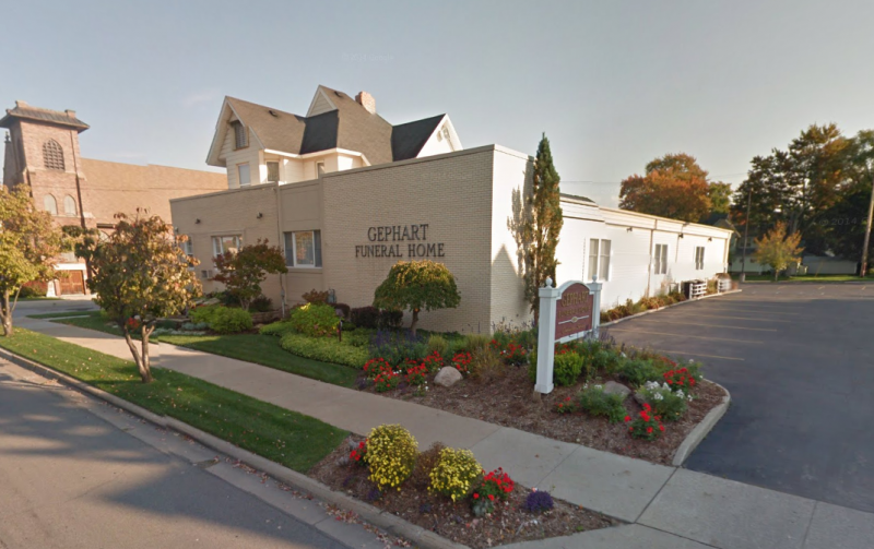 Gephart Funeral Home In Bay City Michigan