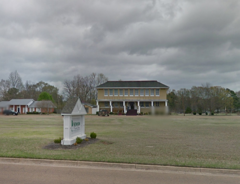 Newsom funeral home charleston ms funeral zone for Home builders in south ms