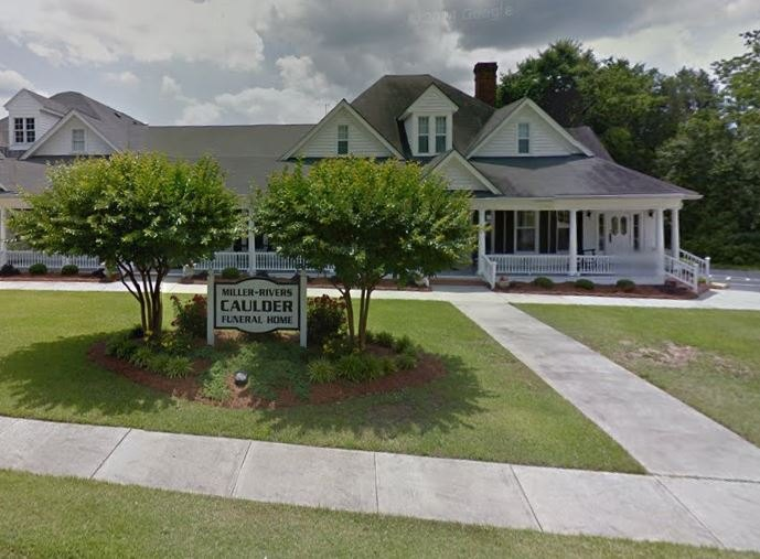 miller rivers caulder funeral home funeral homes in chesterfield chesterfield county sc 669