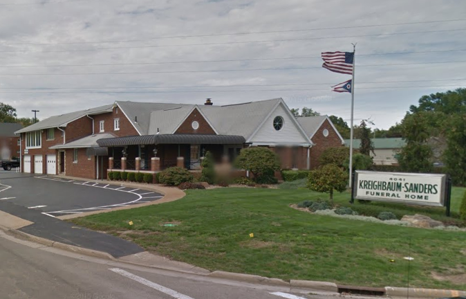 Kreighbaum sanders funeral home canton cleveland ave for Home builders canton ohio