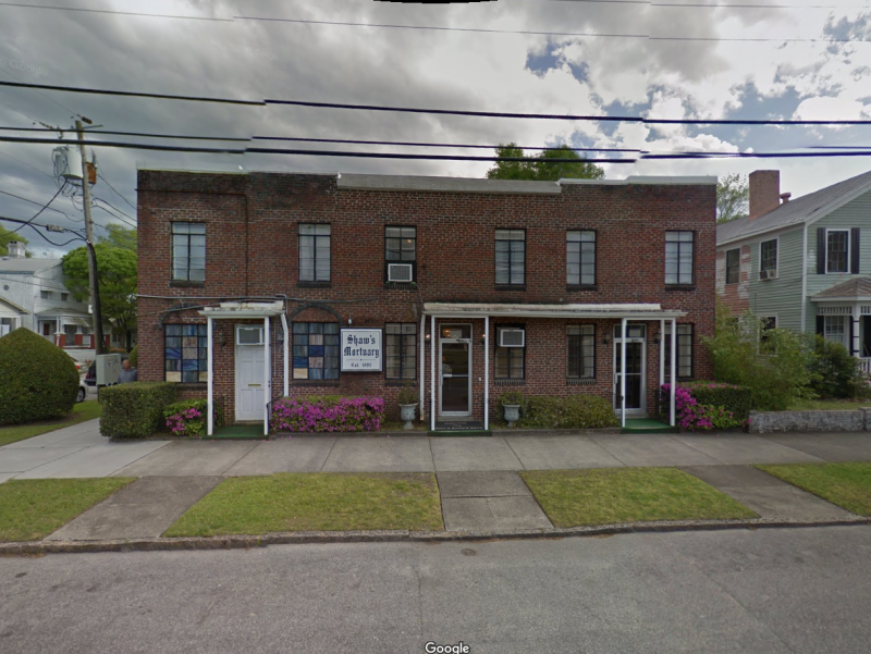 Shaw 39 s funeral home wilmington nc funeral zone for Ward builders nc
