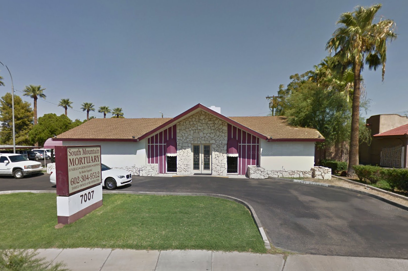 Funeral Homes In South Phoenix Az