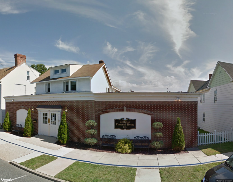 Lee Funeral Home Md