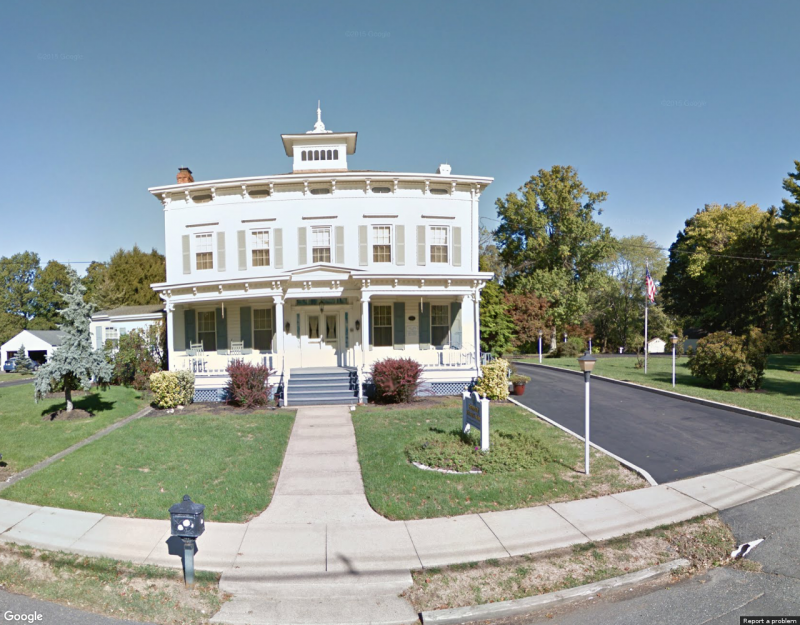 Peppler funeral home allentown nj funeral zone for Home builders in south jersey